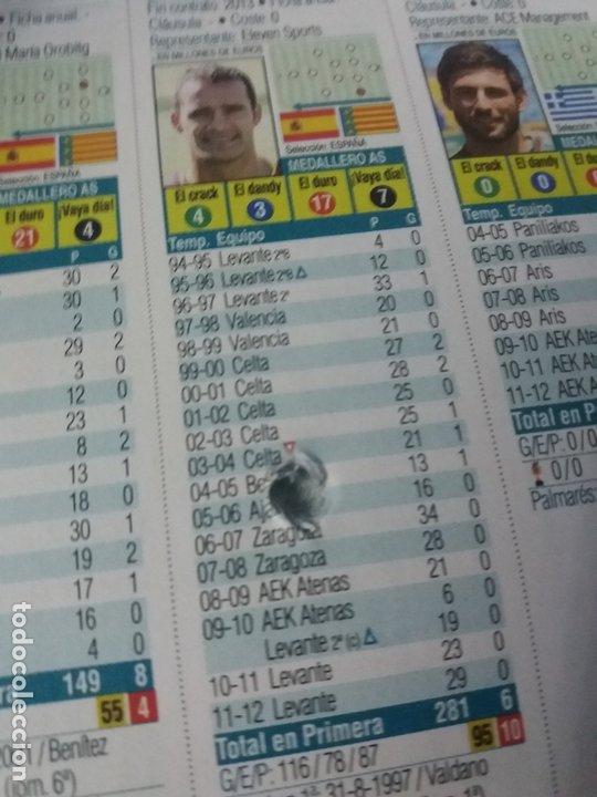 Coleccionismo deportivo: OFERTA - LOTE DE REVISTAS GUIA AS DON BALON + REGALO REVISTA DON BALON EXTRA 88 89 - LEER ANUNCIO - Foto 4 - 172834000