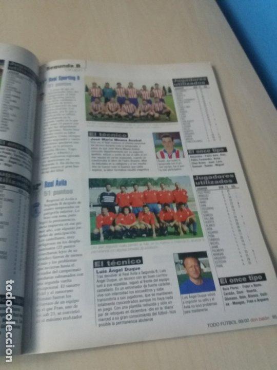 Coleccionismo deportivo: OFERTA - LOTE DE REVISTAS GUIA AS DON BALON + REGALO REVISTA DON BALON EXTRA 88 89 - LEER ANUNCIO - Foto 12 - 172834000