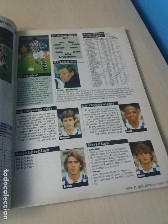 Coleccionismo deportivo: OFERTA - LOTE DE REVISTAS GUIA AS DON BALON + REGALO REVISTA DON BALON EXTRA 88 89 - LEER ANUNCIO - Foto 14 - 172834000