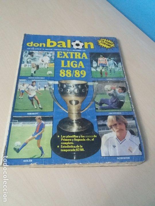 Coleccionismo deportivo: OFERTA - LOTE DE REVISTAS GUIA AS DON BALON + REGALO REVISTA DON BALON EXTRA 88 89 - LEER ANUNCIO - Foto 33 - 172834000
