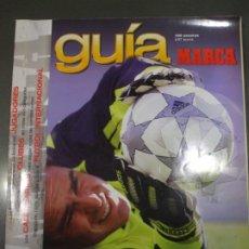 Coleccionismo deportivo: GUÍA MARCA 2002. Lote 172983565
