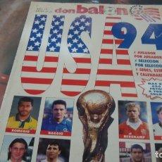Coleccionismo deportivo: EXTRA DON BALON USA 94. Lote 173233512