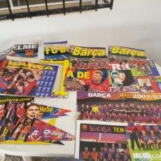 Coleccionismo deportivo: COLECCION OBJETOS FC BARCELONA. Lote 173564949