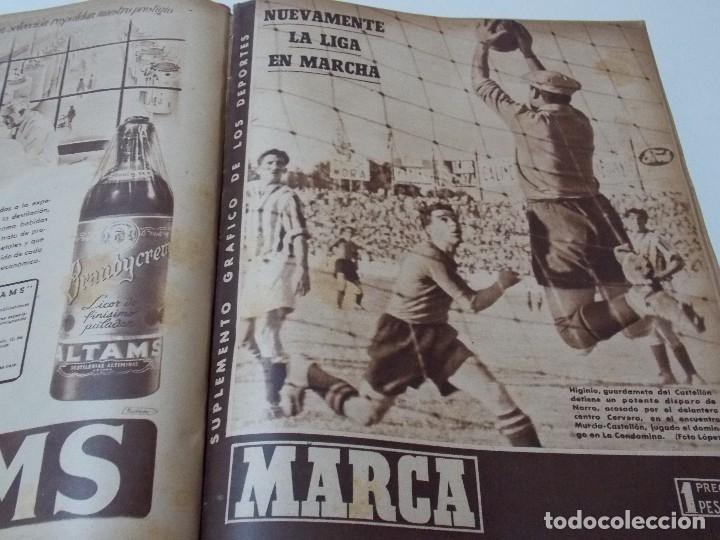 Coleccionismo deportivo: COLECCIÓN REVISTAS DEPORTIVAS MARCA - Foto 2 - 173666530
