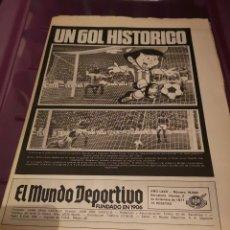 Coleccionismo deportivo: S2. 32. REVISTA. EL MUNDO DEPORTIVO. NÚMERO 16.849. BARCELONA 2 DE DICIEMBRE DE 1977. Lote 173895468