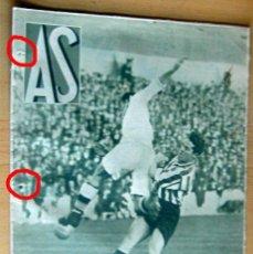 Coleccionismo deportivo: AS REVISTA SEMANAL DEPORTIVA, Nº 24, AÑO I, 15 NOVIEMBRE 1932 EN MUY BUEN ESTADO. Lote 173958854