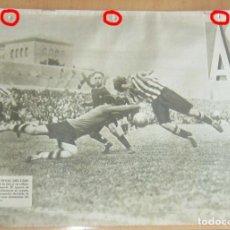Coleccionismo deportivo: AS REVISTA SEMANAL DEPORTIVA, Nº 3, AÑO I, 21 JUNIO 1932 EN MUY BUEN ESTADO. Lote 173959494