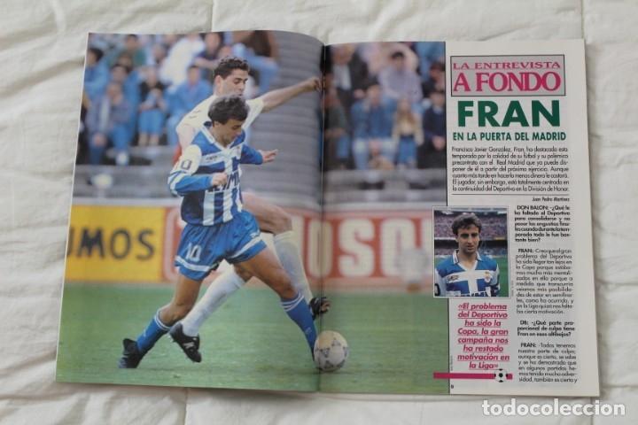 Coleccionismo deportivo: REVISTA DON BALÓN. Nº 865 CAMPEÓN BARCELONA WEMBLEY. PRIMERA COPA DE EUROPA. CHAMPIONS LEAGUE (1992) - Foto 9 - 174294394