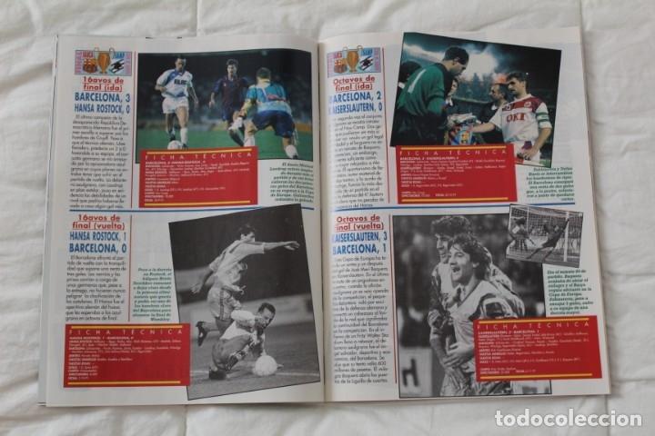 Coleccionismo deportivo: REVISTA DON BALÓN. Nº 865 CAMPEÓN BARCELONA WEMBLEY. PRIMERA COPA DE EUROPA. CHAMPIONS LEAGUE (1992) - Foto 7 - 174294394