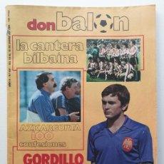 Coleccionismo deportivo: DON BALON Nº 431 - ENERO - 1984. Lote 174324082