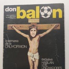 Coleccionismo deportivo: REVISTA DON BALON Nº 71 - ( FEB - 1977 ) // . Lote 174336487