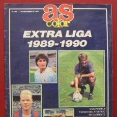 Collezionismo sportivo: OCASION COLECCIONISTAS 3 SEPTIEMBRE 1989 EXTRA LIGA 1988 - 1990 POSTER TODAS LAS PLANTILLAS. Lote 174506520