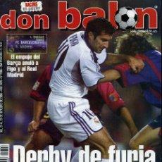Coleccionismo deportivo: DON BALON - DERBY DE FURIA. Lote 175126457