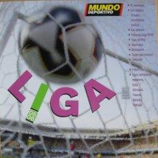 Coleccionismo deportivo: MUNDO DEPORTIVO - ESPECIAL LIGA 2005-2006. Lote 175361515