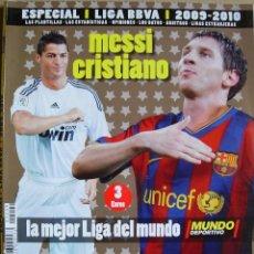 Coleccionismo deportivo: MUNDO DEPORTIVO - ESPECIAL LIGA 2009-2010. Lote 175361643