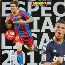 Coleccionismo deportivo: MUNDO DEPORTIVO - ESPECIAL LIGA BBVA 2012. Lote 175361722