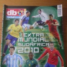 Coleccionismo deportivo: DON BALÓN EXTRA MUNDIAL SUDÁFRICA 2010 - EXTRA N° 121. Lote 175364647