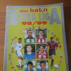 Coleccionismo deportivo: DON BALÓN EXTRA LIGA 98-99 - EXTRA N° 43. Lote 175365049