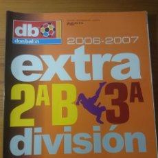 Collectionnisme sportif: DON BALÓN EXTRA 2°B Y 3° DIVISIÓN 2006-2007 - EXTRA N° 76. Lote 175365075