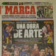 Coleccionismo deportivo: FINAL CHAMPIONS 2009 - FC BARCELONA & MANCHESTER UNITED. Lote 175688772