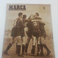 Coleccionismo deportivo: DIARIO MARCA 19 ABRIL 1949 NUMERO 333 FC BARCELONA CAMPEON LIGA 1948-49 BARÇA FUTBOL. Lote 175711930