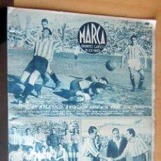 Coleccionismo deportivo: MARCA SUPLEMENTO GRAFICO DE LOS DEPORTES N 70 , 28 MARZO 1944, EN MUY BUEN ESTADO. Lote 175741472