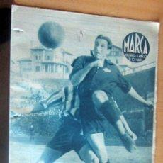Coleccionismo deportivo: MARCA SUPLEMENTO GRAFICO DE LOS DEPORTES N 69 , 21 MARZO 1944, EN MUY BUEN ESTADO. Lote 175741553