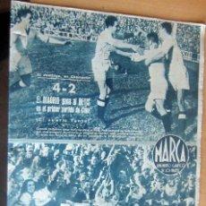 Coleccionismo deportivo: MARCA SUPLEMENTO GRAFICO DE LOS DEPORTES N 75 , 2 MAYO 1944, EN MUY BUEN ESTADO. Lote 175742324