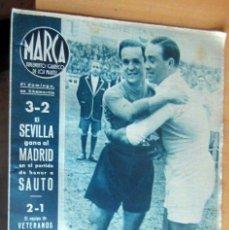 Coleccionismo deportivo: MARCA SUPLEMENTO GRAFICO DE LOS DEPORTES N 66 , 29 FEBRERO 1944, EN MUY BUEN ESTADO. Lote 175742417