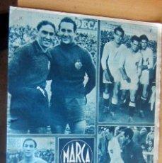 Coleccionismo deportivo: MARCA SUPLEMENTO GRAFICO DE LOS DEPORTES N 71 , 4 ABRIL 1944, EN MUY BUEN ESTADO. Lote 175742540