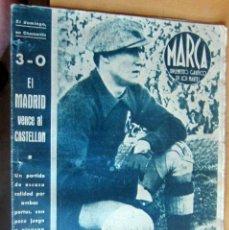 Coleccionismo deportivo: MARCA SUPLEMENTO GRAFICO DE LOS DEPORTES N 63 , 8 FEBRERO 1944, EN MUY BUEN ESTADO. Lote 175742742