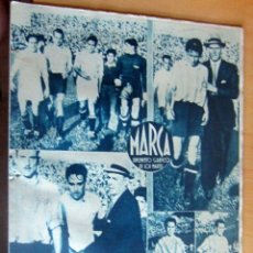 Coleccionismo deportivo: MARCA SUPLEMENTO GRAFICO DE LOS DEPORTES N 80 , 6 JUNIO 1944, EN MUY BUEN ESTADO. Lote 175742878