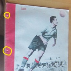 Coleccionismo deportivo: MARCA SUPLEMENTO GRAFICO DE LOS DEPORTES N 122, 27 MARZO 1945 EN MUY BUEN ESTADO. Lote 175748367