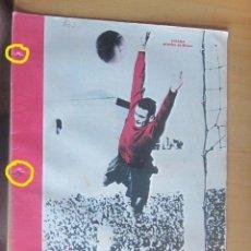 Coleccionismo deportivo: MARCA SUPLEMENTO GRAFICO DE LOS DEPORTES N 123, 3 ABRIL 1945 EN MUY BUEN ESTADO. Lote 175748499