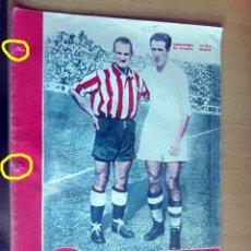 Coleccionismo deportivo: MARCA SUPLEMENTO GRAFICO DE LOS DEPORTES N 125, 17 ABRIL 1945 EN MUY BUEN ESTADO. Lote 175748832