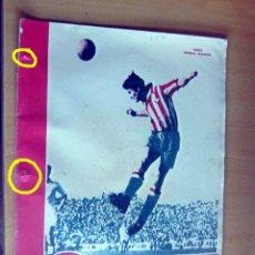 Coleccionismo deportivo: MARCA SUPLEMENTO GRAFICO DE LOS DEPORTES N 127, 1 MAYO 1945 EN MUY BUEN ESTADO. Lote 175748995