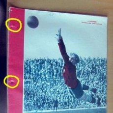 Coleccionismo deportivo: MARCA SUPLEMENTO GRAFICO DE LOS DEPORTES N 128, 8 MAYO 1945 EN MUY BUEN ESTADO. Lote 175749142