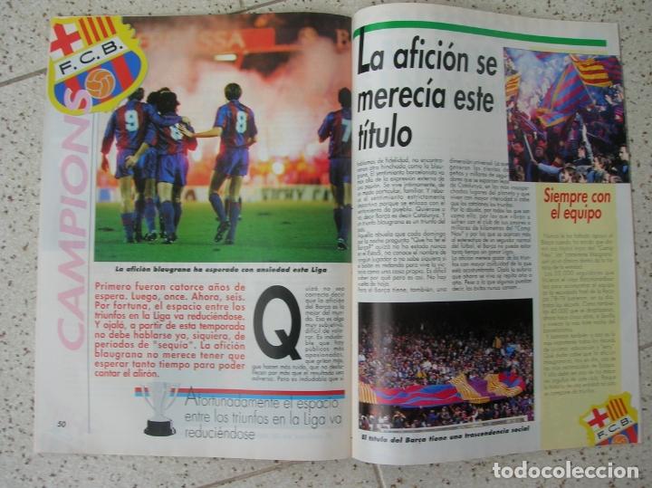 Coleccionismo deportivo: REVISTA SPORT NUMERO ESPECIAL EXTRA BARÇA - Foto 3 - 175922377
