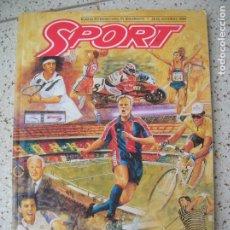 Collectionnisme sportif: REVISTA SPORT NUMERO EXTRAORDINARIO XV ANIVERSARIO 24 DE NOVIEMBRE DE 1994. Lote 175922643