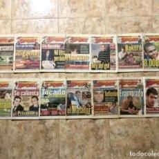 Coleccionismo deportivo: LOTE DE 14 DIARIOS SPORT AÑO 1996 BARÇA FCB RONALDO GUARDIOLA. Lote 176224018