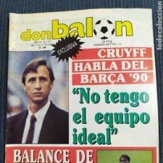 Collezionismo sportivo: REVISTA DON BALON Nº 717. Lote 176338080