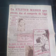 Coleccionismo deportivo: DIARIO MARCA 13 DE ABRIL 1947. Lote 176583820
