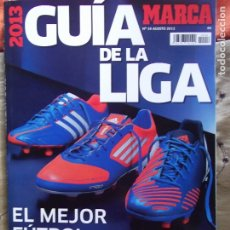 Collezionismo sportivo: MARCA-V60-434 PAGINAS-GUIA DE LA LIGA 2013. Lote 176677839