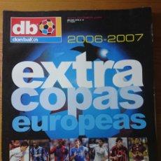 Coleccionismo deportivo: DON BALÓN EXTRA COPAS EUROPEAS 2006-2007 EXTRA N° 91. Lote 176784634