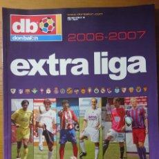 Coleccionismo deportivo: DON BALÓN EXTRA LIGA 2006-2007 EXTRA N° 89. Lote 176784868