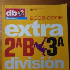 Collectionnisme sportif: DON BALÓN EXTRA 2005-2006 TERCERA Y SEGUNDA DIVISIÓN B. Lote 176786074