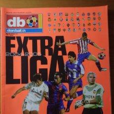 Collectionnisme sportif: DON BALÓN EXTRA LIGA 2004-2005 EXTRA N° 75. Lote 176786509