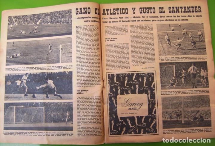 Coleccionismo deportivo: LOTE 3 MARCA de 1963 - Foto 5 - 177012893