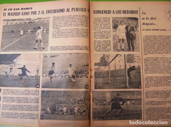 Coleccionismo deportivo: LOTE 3 MARCA de 1963 - Foto 7 - 177012893