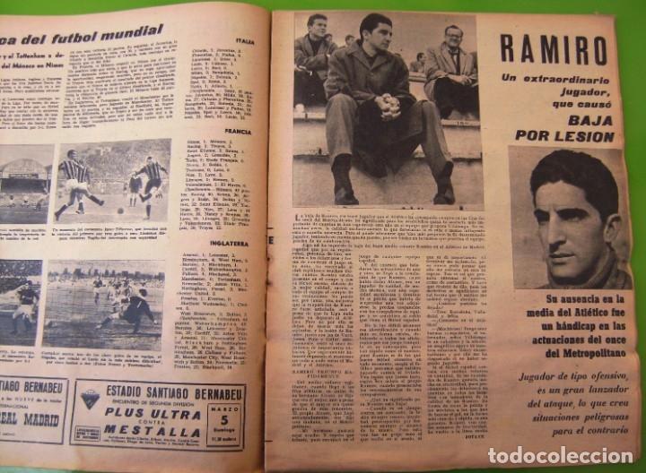 Coleccionismo deportivo: LOTE 3 MARCA de 1963 - Foto 8 - 177012893